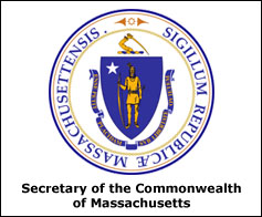 Secretary of the Commonwealth of Massachusetts